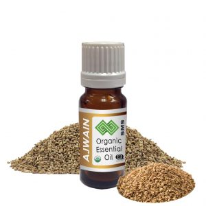 Ajwain Essential Oil Organic