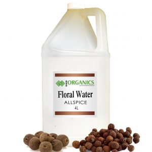 Allspice Floral Water Organic