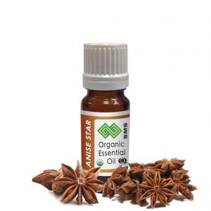 Anise Star Essential Oil Organic