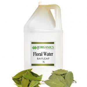 Bayleaf Floral Water Organic