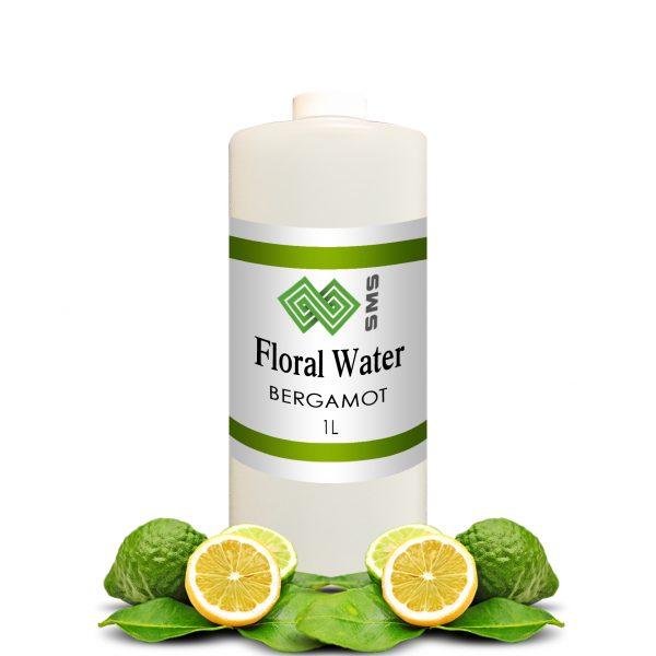 Bergamot Floral Water Organic