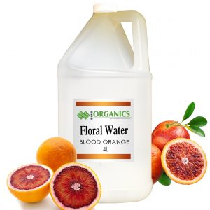Blood Orange Floral Water Organic