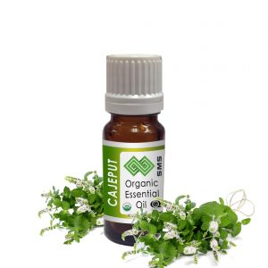 Cajeput Essential Oil Organic