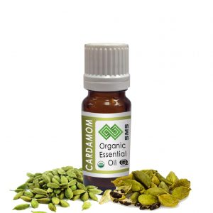 Cardamom Essential Oil Organic