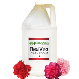 Carnation Floral Water