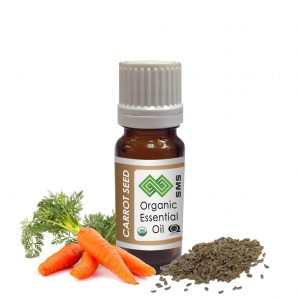 Carrot Seed Essential Oil Organic