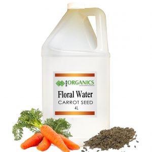 Carrot Seed Floral Water Organic