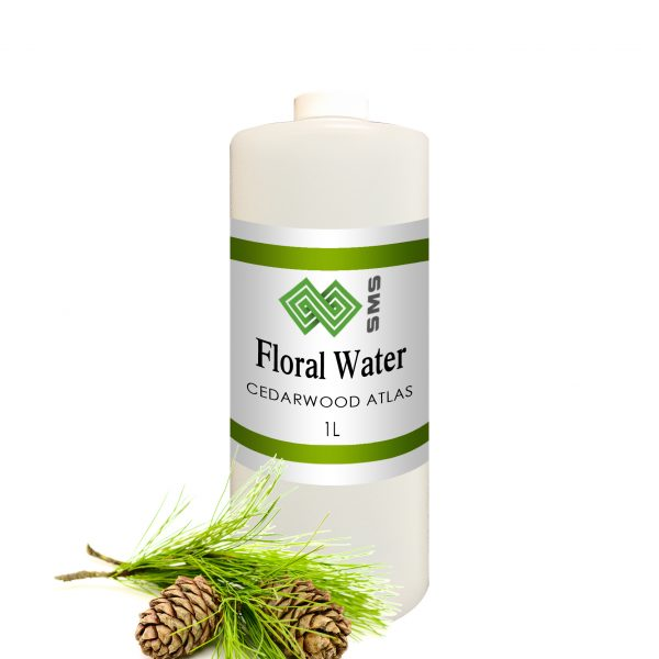 Cedarwood Atlas Floral Water Organic