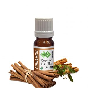 Cinnamon Essential Oil Organic