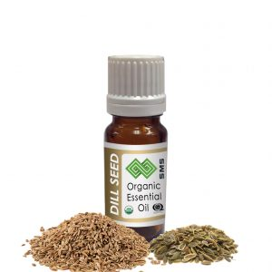Dill Seed Essential Oil Organic