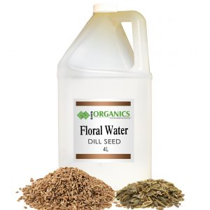 Dill Seed Floral Water Organic
