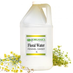 Fennel Sweet Floral Water Organic