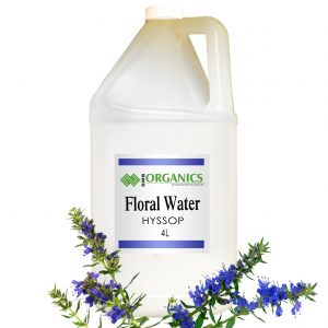 Hyssop Floral Water Organic