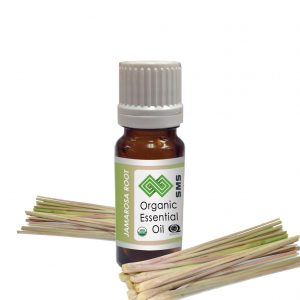 Jamarosa Root Essential Oil Organic