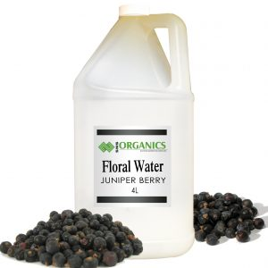 Juniper Berry Floral Water Organic