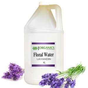 Lavadin Floral Water Organic