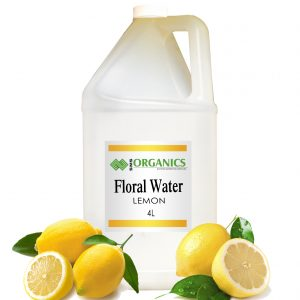 Lemon Floral Water Organic